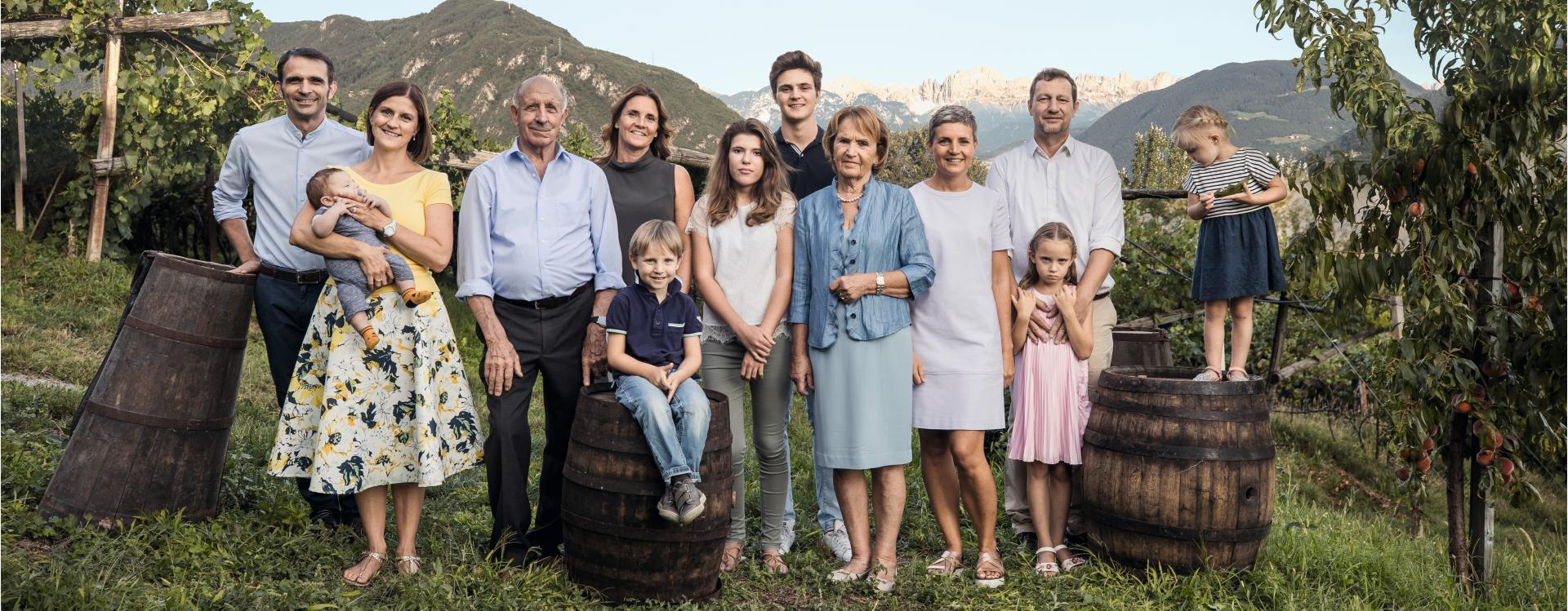 Hans Rottensteiner, Familie