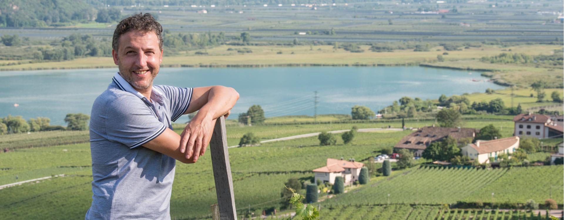 Armin Morandell, Wein, Kalterersee